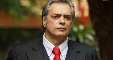 José Rubens Chachá está voltando para o casting da Globo