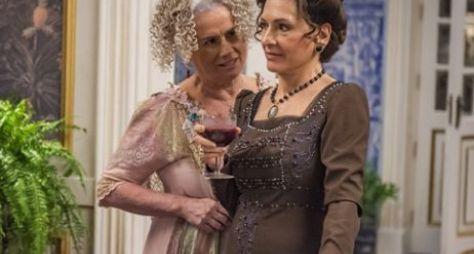 Orgulho e Paixão: Ofélia enfrenta Lady Margareth
