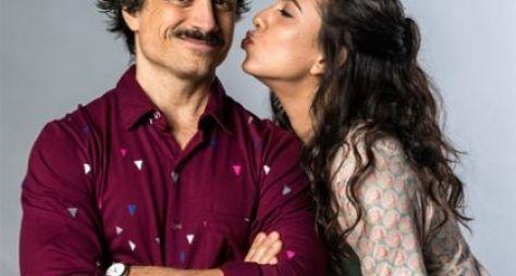 Malhação - Vidas Brasileiras: Marli e Paulo se beijam