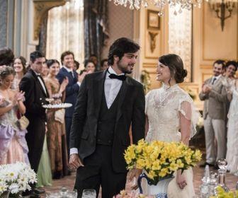 Orgulho e Paixão: Casamento de Ema e Ernesto movimenta o Vale do Café