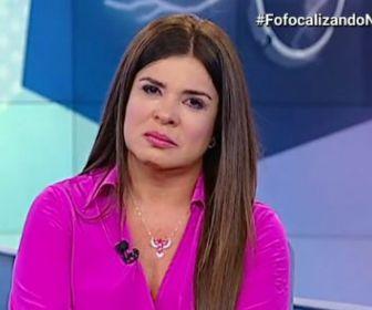 """Após """"falar muito"""", Mara Maravilha é advertida pela direção do SBT"""