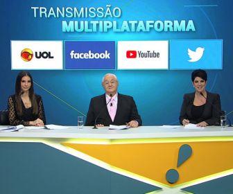 Confira a audiência do debate presidencial da Rede TV!