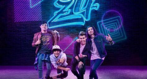 Banda Z4 está prestes a sair da TV para estrear nos palcos na vida real