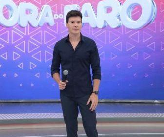 Rodrigo Faro viverá Silvio Santos em filme biográfico