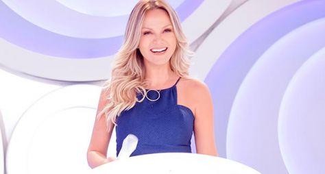 SBT libera Eliana para gravar o Programa do Porchat, da Record TV