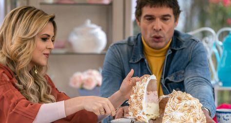 """Bomba"" assusta competidores no ""Bake Off Brasil"" deste sábado"