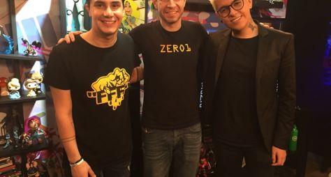 Zero1: Comemoração geek
