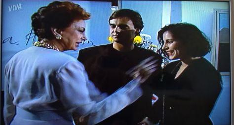Canal VIVA: Imagem precária da reprise de Vale Tudo irrita fãs