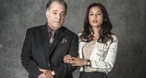 Tony Ramos e Yanna Lavigne serão pai e filha em O Sétimo Guardião