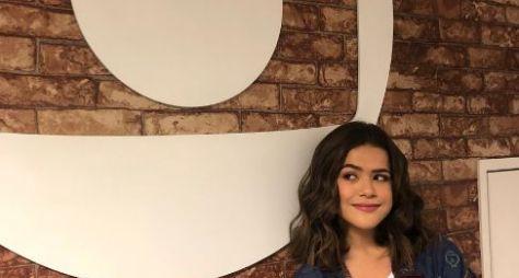 SBT libera Maísa Silva para entrevista com Pedro Bial na Globo