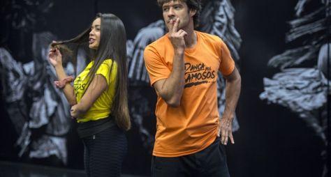 Domingão do Faustão: 'Dança dos Famosos' chega no ritmo do forró