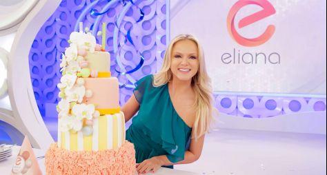 Eliana comemora 9 anos de seu programa no SBT neste domingo (2)