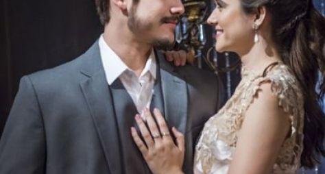 O Tempo Não Para: O noivado de Marocas e Samuca