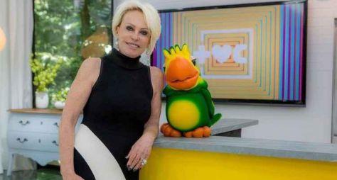 Ana Maria Braga e Louro José gravam participação em Segundo Sol