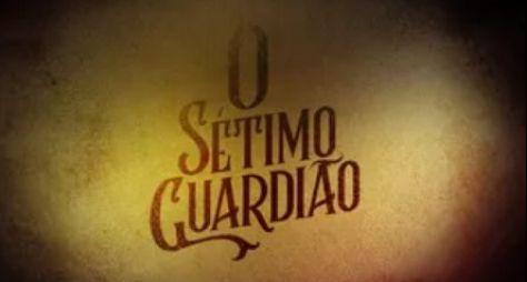 TV Globo divulga logomarca provisória da novela O Sétimo Guardião