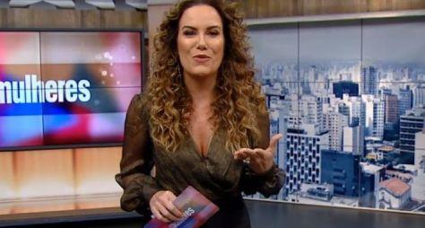 Tricotando: Regina Volpato recusa convite da RedeTV!