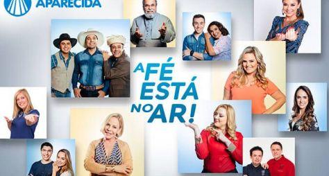 TV Aparecida festeja 13 anos com estreia e programação especial