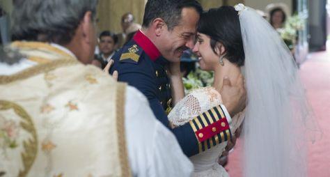 Orgulho e Paixão: Coronel Brandão e Mariana se casam no Vale do Café