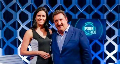 """Ratinho fala sobre 20 anos de SBT no """"Poder em Foco"""" deste domingo"""