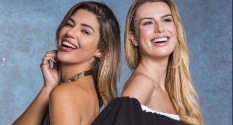 Ex-BBBs Vivian Amorim e Fernanda Keulla perdem espaço no Vídeo Show