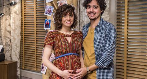 """Globo: A primeira imagem da série """"Pais de Primeira"""""""
