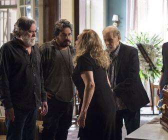 Segundo Sol: Naná revela que Nestor é o pai de Remy