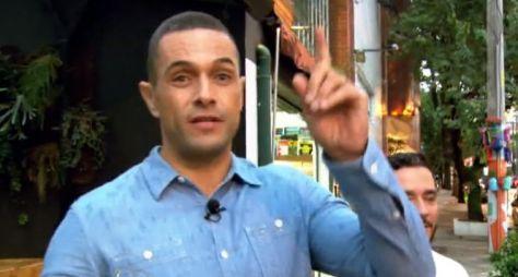 Record TV tentou contratação de Fabrício Battaglini, repórter do Mais Você