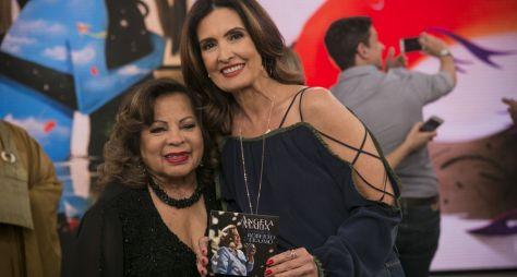 Globo: Ângela Maria participará de minissérie sobre sua vida