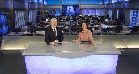 Conheça o novo cenário do Jornal da Record