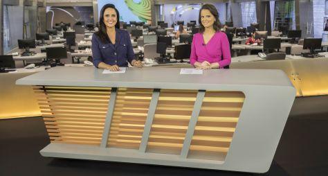 Fala Brasil estreou na manhã desta terça-feira (18/09) seu novo cenário