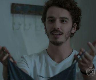 Gabriel Stauffer fará uma participação especial na 2ª temporada de Sob Pressão