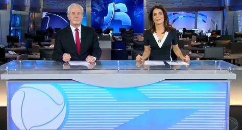 Jornal da Record tem melhor audiência em quatro meses