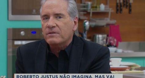 Band desiste do reality O Aprendiz com Roberto Justus