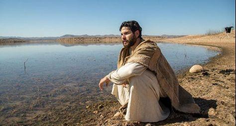 Novela Jesus, da Record TV, será espichada até março do ano que vem