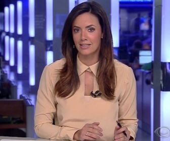 Paloma Tocci reassumirá bancada do Jornal da Band