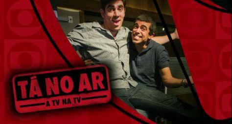 Globo dá início as gravações da última temporada do Tá no Ar: A TV na TV