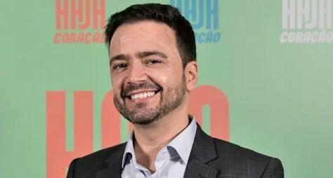 Daniel Ortiz escreve comédia romântica e com três protagonistas