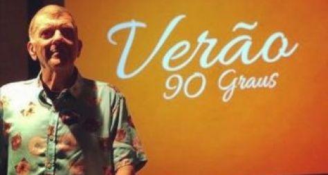 Globo dá início as gravações da novela Verão 90 Graus