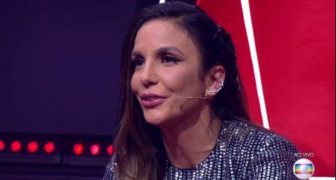 Ivete Sangalo é nome garantido no Show da Virada da Globo