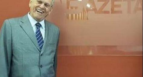 O jornalista Joseval Peixoto troca o SBT pela TV Gazeta