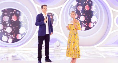 Celso Portiolli realiza sonho de fã no Programa Eliana neste domingo (7)