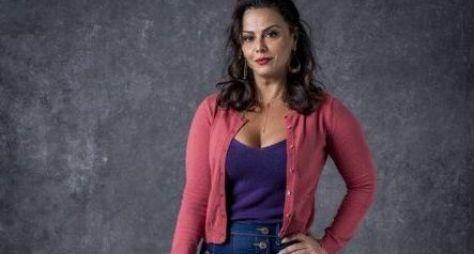Personagem de Viviane Araújo será obrigada a abandonar a filha recém-nascida