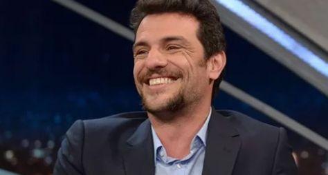 Rodrigo Lombardi finaliza gravações da 3ª temporada de Carcereiros