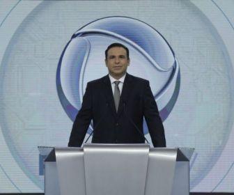 A audiência do Plantão da cobertura das eleições da Record TV