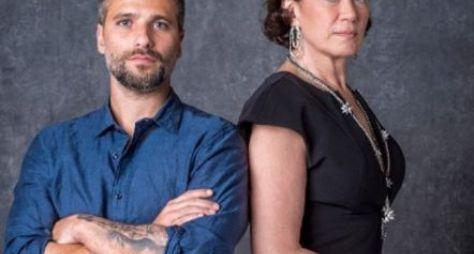 Bruno Gagliasso e Lília Cabral viverão filho e mãe em O Sétimo Guardião