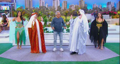 """""""A Praça é Nossa"""" tem a volta do quadro 'Os Árabes' nesta quinta"""