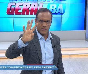 Líder absoluto em Salvador, Balanço Geral BA bate recorde de share