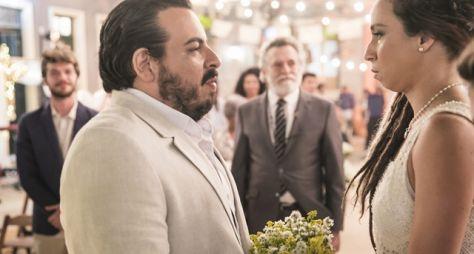 Segundo Sol: O conturbado casamento de Clóvis e Gorete