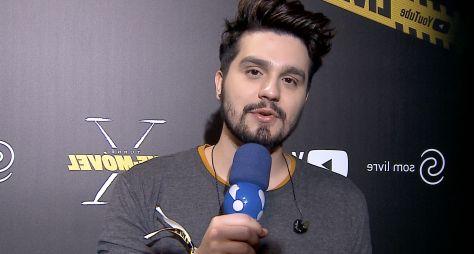 Faa Morena entrevista Luan Santana no Ritmo Brasil