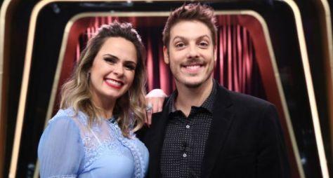 Com Ana Paula Renault, Programa do Porchat registra maior audiência do ano